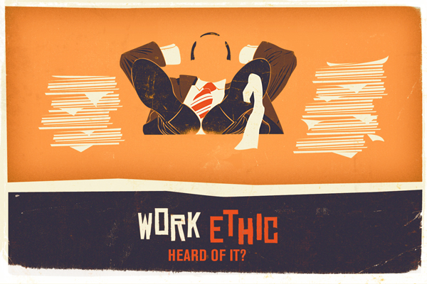 Liam Kearney Blog about how your work ethic will effect what you get from life